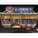 Woodland Scenics' J Franks IGA Grocery